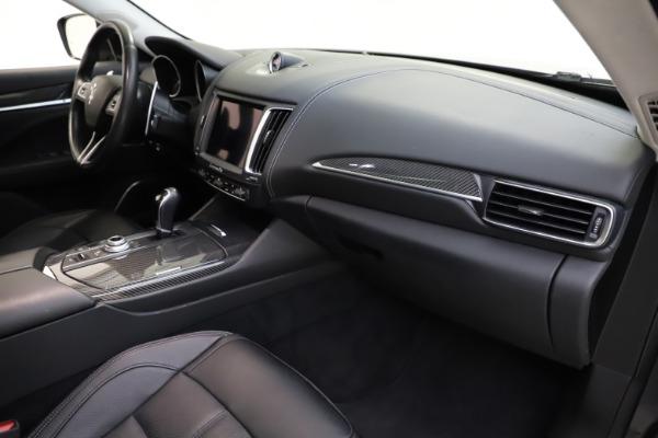 Used 2018 Maserati Levante SQ4 GranSport for sale $55,900 at Maserati of Westport in Westport CT 06880 22