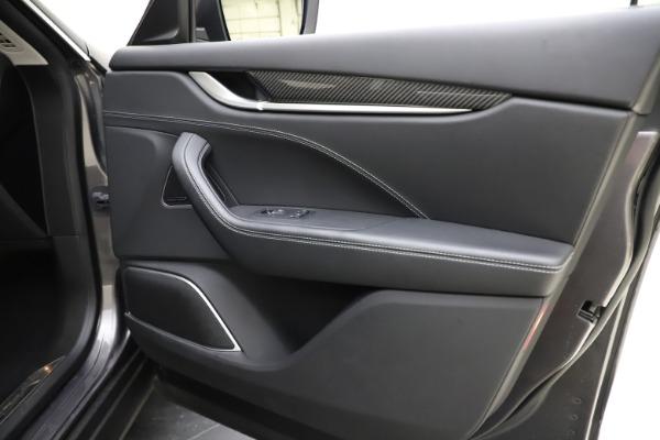 Used 2018 Maserati Levante SQ4 GranSport for sale $55,900 at Maserati of Westport in Westport CT 06880 25