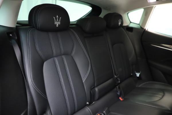 Used 2018 Maserati Levante SQ4 GranSport for sale $55,900 at Maserati of Westport in Westport CT 06880 26