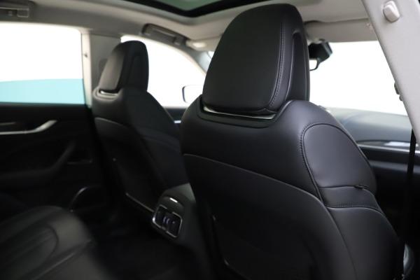 Used 2018 Maserati Levante SQ4 GranSport for sale $55,900 at Maserati of Westport in Westport CT 06880 28