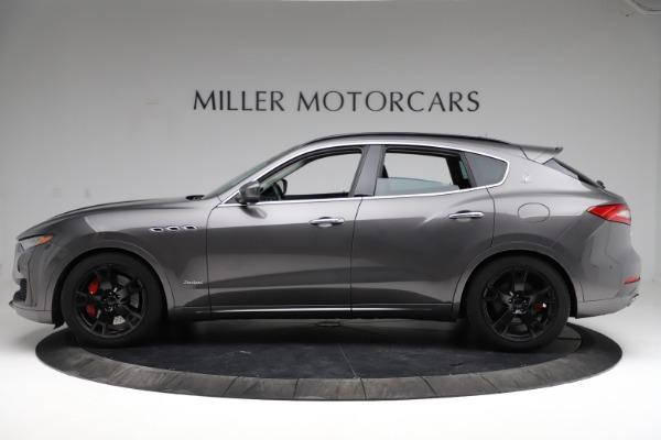 Used 2018 Maserati Levante SQ4 GranSport for sale $55,900 at Maserati of Westport in Westport CT 06880 3
