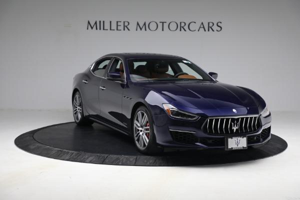 Used 2018 Maserati Ghibli S Q4 GranLusso for sale $56,900 at Maserati of Westport in Westport CT 06880 10