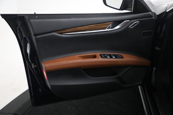 Used 2018 Maserati Ghibli S Q4 GranLusso for sale $56,900 at Maserati of Westport in Westport CT 06880 15