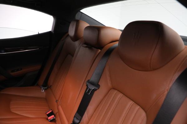 Used 2018 Maserati Ghibli S Q4 GranLusso for sale $56,900 at Maserati of Westport in Westport CT 06880 17