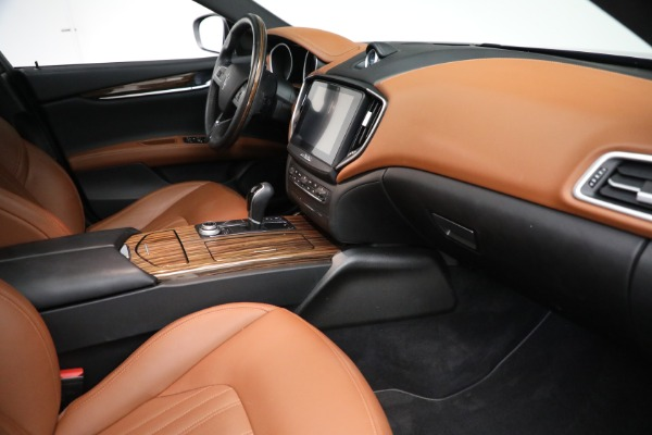 Used 2018 Maserati Ghibli S Q4 GranLusso for sale $56,900 at Maserati of Westport in Westport CT 06880 20