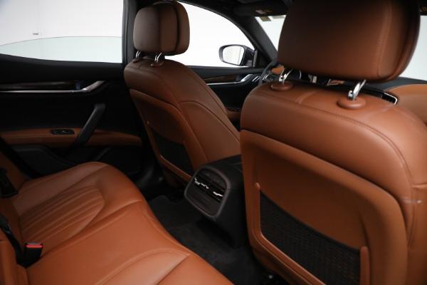 Used 2018 Maserati Ghibli S Q4 GranLusso for sale $56,900 at Maserati of Westport in Westport CT 06880 23