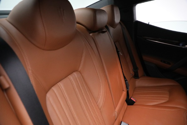Used 2018 Maserati Ghibli S Q4 GranLusso for sale $56,900 at Maserati of Westport in Westport CT 06880 25
