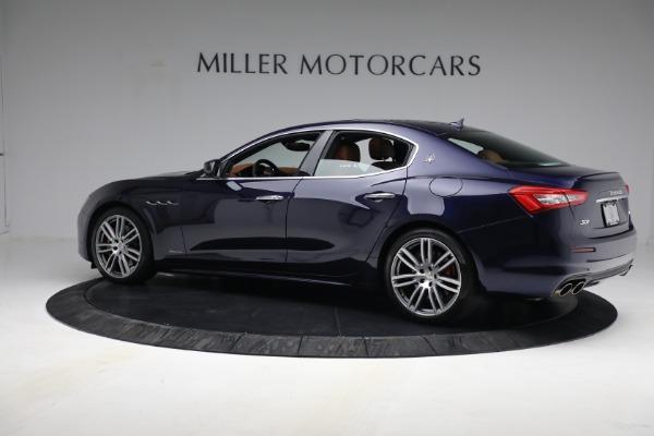 Used 2018 Maserati Ghibli S Q4 GranLusso for sale $56,900 at Maserati of Westport in Westport CT 06880 3