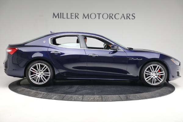 Used 2018 Maserati Ghibli S Q4 GranLusso for sale $56,900 at Maserati of Westport in Westport CT 06880 8