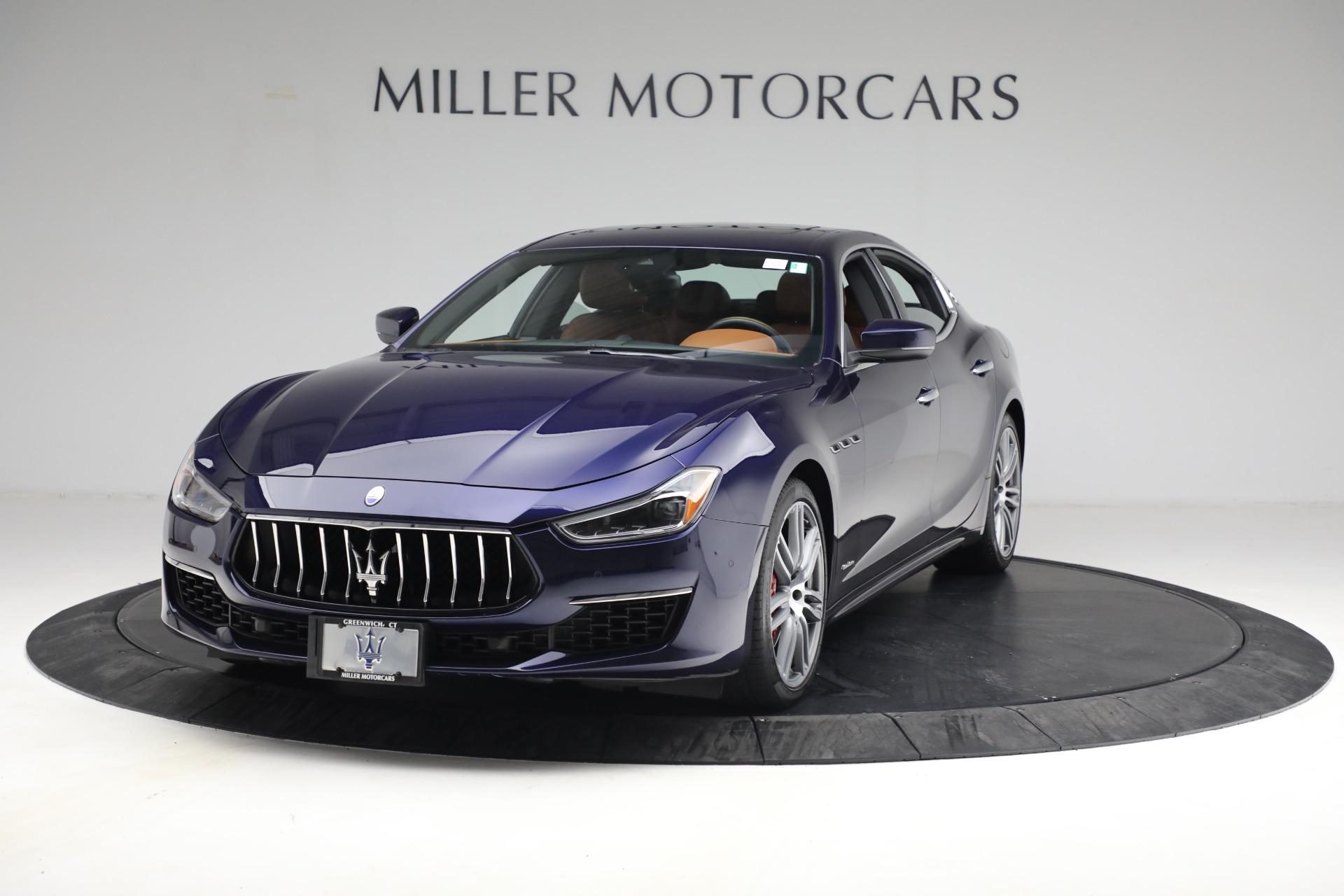 Used 2018 Maserati Ghibli S Q4 GranLusso for sale $56,900 at Maserati of Westport in Westport CT 06880 1