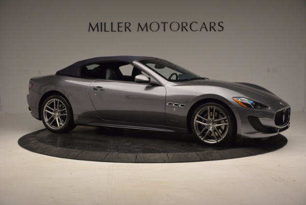 New 2016 Maserati GranTurismo Convertible Sport for sale Sold at Maserati of Westport in Westport CT 06880 15