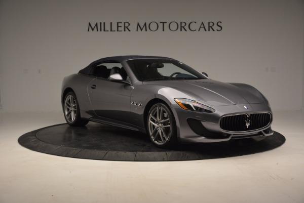 New 2016 Maserati GranTurismo Convertible Sport for sale Sold at Maserati of Westport in Westport CT 06880 16