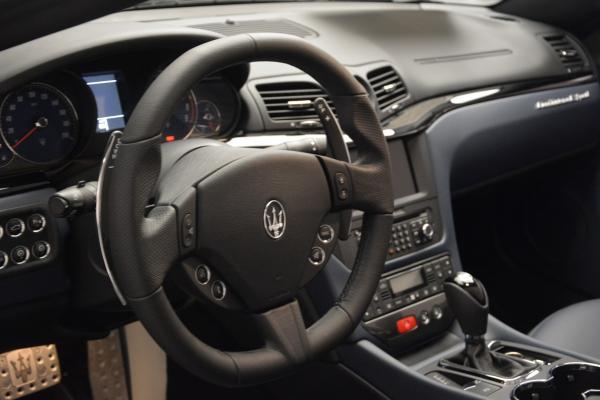 New 2016 Maserati GranTurismo Convertible Sport for sale Sold at Maserati of Westport in Westport CT 06880 18