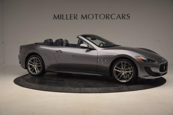New 2016 Maserati GranTurismo Convertible Sport for sale Sold at Maserati of Westport in Westport CT 06880 7