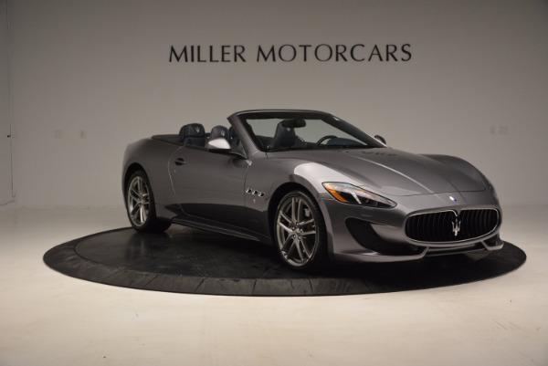 New 2016 Maserati GranTurismo Convertible Sport for sale Sold at Maserati of Westport in Westport CT 06880 8