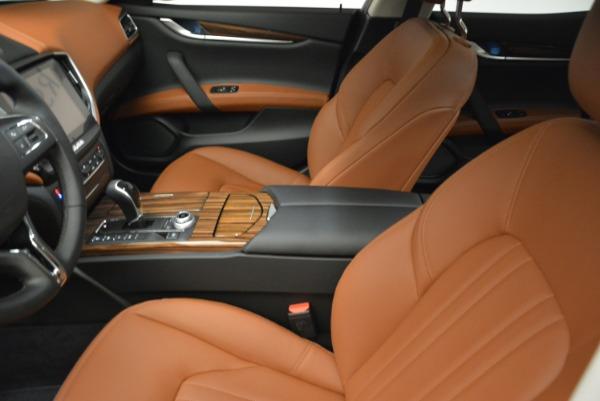 Used 2018 Maserati Ghibli S Q4 for sale $49,900 at Maserati of Westport in Westport CT 06880 14