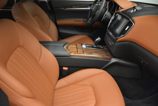 Used 2018 Maserati Ghibli S Q4 for sale $49,900 at Maserati of Westport in Westport CT 06880 20