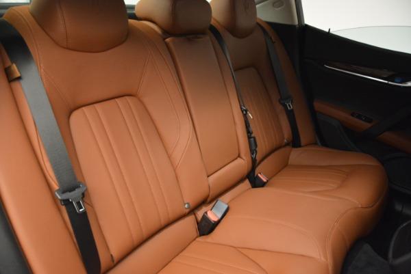 Used 2018 Maserati Ghibli S Q4 for sale $49,900 at Maserati of Westport in Westport CT 06880 24