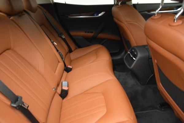 Used 2018 Maserati Ghibli S Q4 for sale $49,900 at Maserati of Westport in Westport CT 06880 25