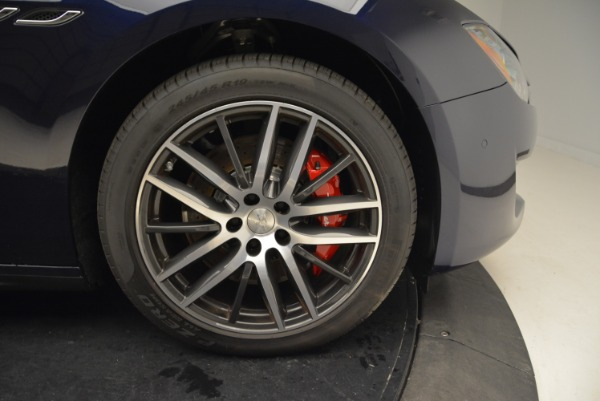 Used 2018 Maserati Ghibli S Q4 for sale $49,900 at Maserati of Westport in Westport CT 06880 27