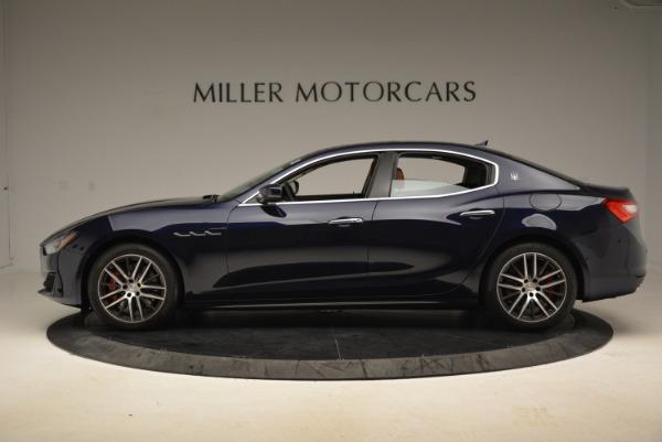 Used 2018 Maserati Ghibli S Q4 for sale $49,900 at Maserati of Westport in Westport CT 06880 3