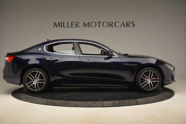 Used 2018 Maserati Ghibli S Q4 for sale $49,900 at Maserati of Westport in Westport CT 06880 9
