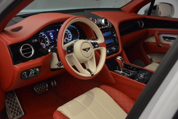 New 2018 Bentley Bentayga Black Edition for sale Sold at Maserati of Westport in Westport CT 06880 21