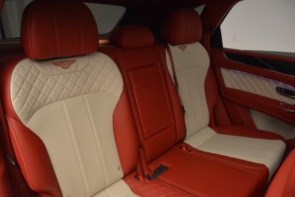 New 2018 Bentley Bentayga Black Edition for sale Sold at Maserati of Westport in Westport CT 06880 27