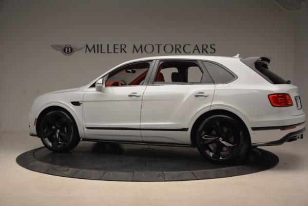 New 2018 Bentley Bentayga Black Edition for sale Sold at Maserati of Westport in Westport CT 06880 4