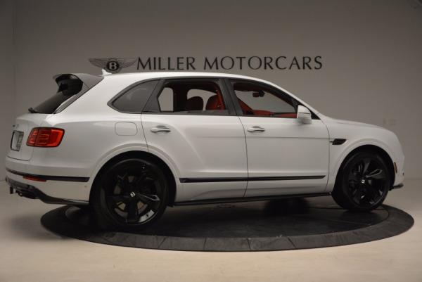 New 2018 Bentley Bentayga Black Edition for sale Sold at Maserati of Westport in Westport CT 06880 9
