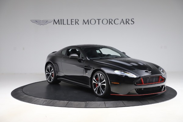 Used 2017 Aston Martin V12 Vantage S Coupe for sale $179,900 at Maserati of Westport in Westport CT 06880 10