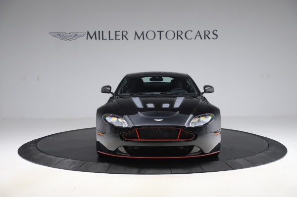 Used 2017 Aston Martin V12 Vantage S Coupe for sale $179,900 at Maserati of Westport in Westport CT 06880 11