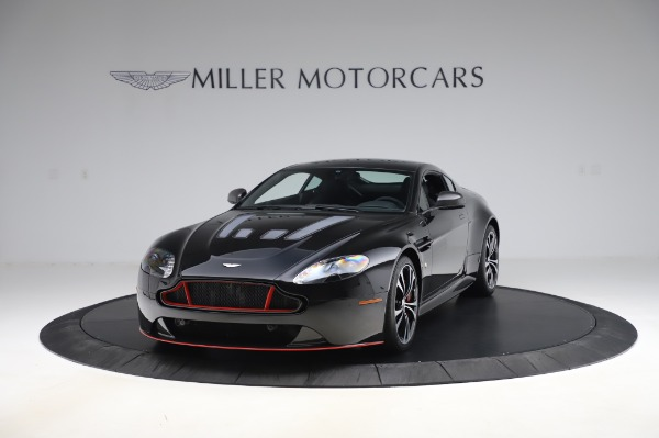 Used 2017 Aston Martin V12 Vantage S Coupe for sale $179,900 at Maserati of Westport in Westport CT 06880 12