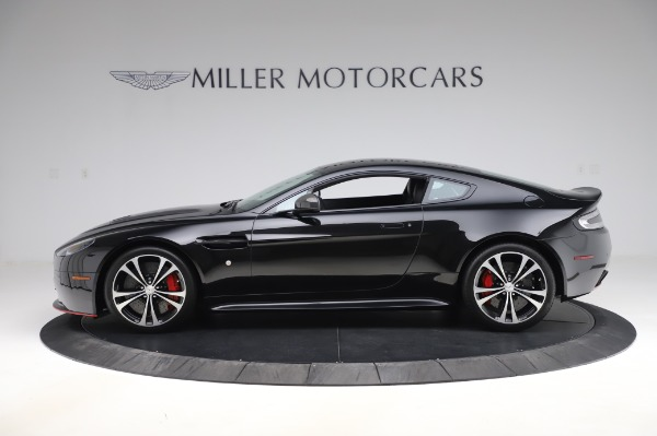 Used 2017 Aston Martin V12 Vantage S Coupe for sale $179,900 at Maserati of Westport in Westport CT 06880 2