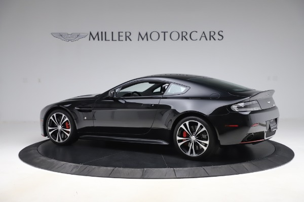 Used 2017 Aston Martin V12 Vantage S Coupe for sale $179,900 at Maserati of Westport in Westport CT 06880 3