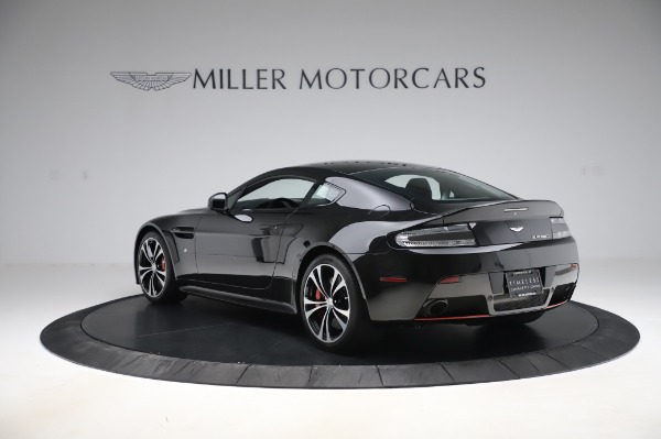 Used 2017 Aston Martin V12 Vantage S Coupe for sale $179,900 at Maserati of Westport in Westport CT 06880 4
