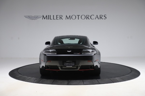 Used 2017 Aston Martin V12 Vantage S Coupe for sale $179,900 at Maserati of Westport in Westport CT 06880 5