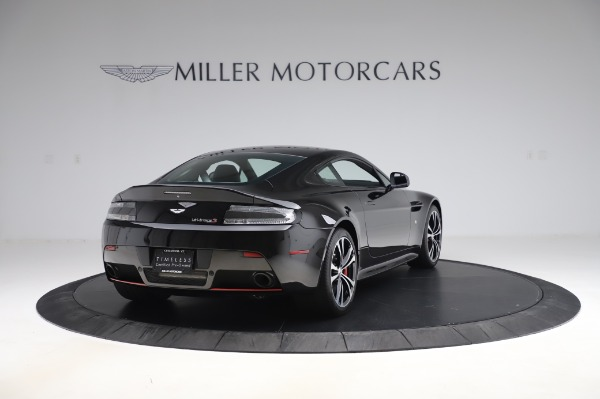 Used 2017 Aston Martin V12 Vantage S Coupe for sale $179,900 at Maserati of Westport in Westport CT 06880 6