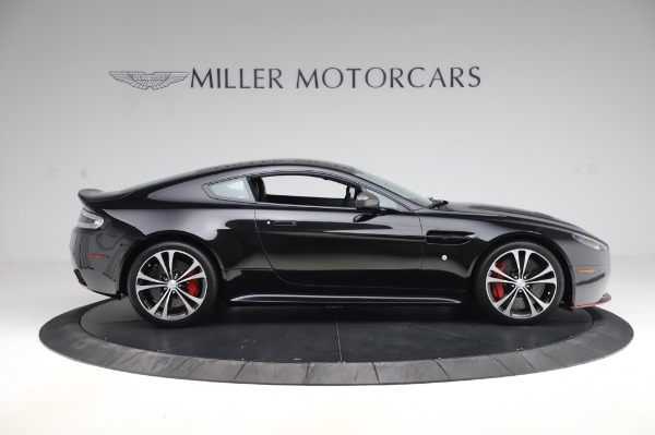 Used 2017 Aston Martin V12 Vantage S Coupe for sale $179,900 at Maserati of Westport in Westport CT 06880 8