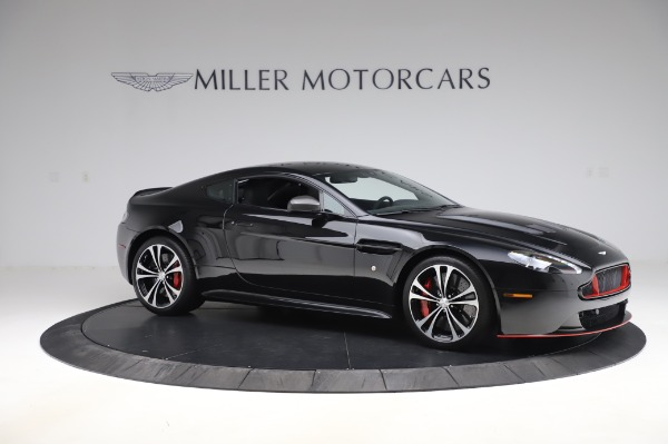Used 2017 Aston Martin V12 Vantage S Coupe for sale $179,900 at Maserati of Westport in Westport CT 06880 9