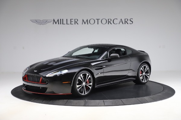 Used 2017 Aston Martin V12 Vantage S Coupe for sale $179,900 at Maserati of Westport in Westport CT 06880 1