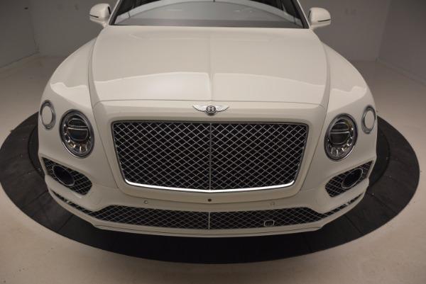 Used 2018 Bentley Bentayga Onyx for sale Call for price at Maserati of Westport in Westport CT 06880 13