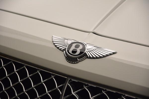 Used 2018 Bentley Bentayga Onyx for sale Call for price at Maserati of Westport in Westport CT 06880 15