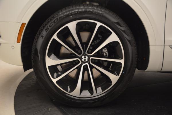 Used 2018 Bentley Bentayga Onyx for sale Call for price at Maserati of Westport in Westport CT 06880 16