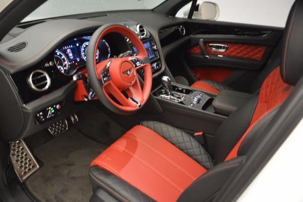 Used 2018 Bentley Bentayga Onyx for sale Call for price at Maserati of Westport in Westport CT 06880 18