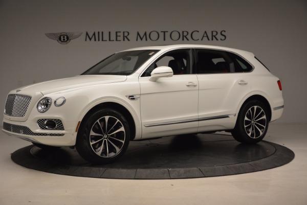 Used 2018 Bentley Bentayga Onyx for sale Call for price at Maserati of Westport in Westport CT 06880 2
