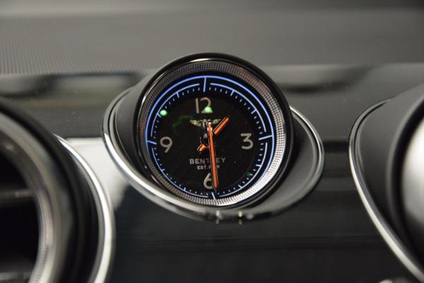 Used 2018 Bentley Bentayga Onyx for sale Call for price at Maserati of Westport in Westport CT 06880 21