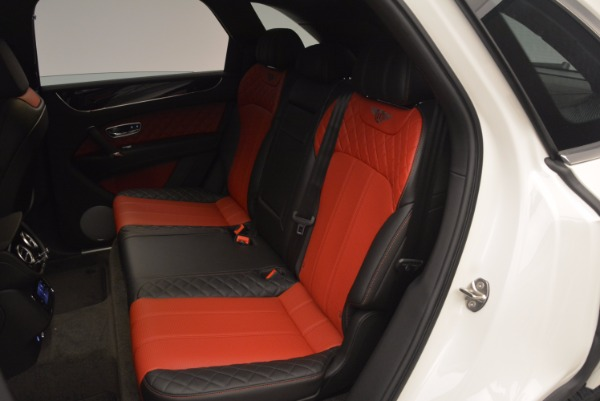 Used 2018 Bentley Bentayga Onyx for sale Call for price at Maserati of Westport in Westport CT 06880 23