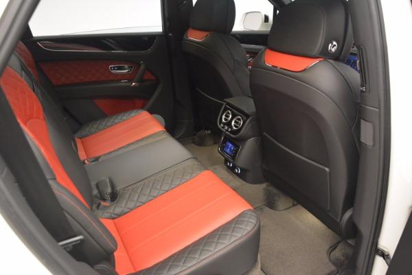 Used 2018 Bentley Bentayga Onyx for sale Call for price at Maserati of Westport in Westport CT 06880 24