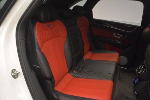 Used 2018 Bentley Bentayga Onyx for sale Call for price at Maserati of Westport in Westport CT 06880 25
